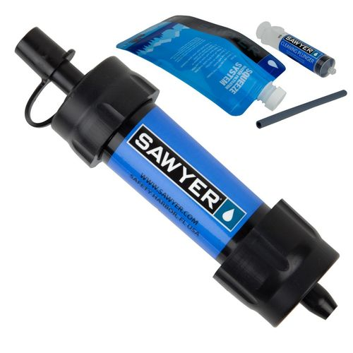 Sawyer Mini Wasserfilter - Blau
